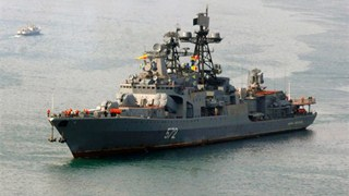 US Navy ship breaching border expelled, says Russia