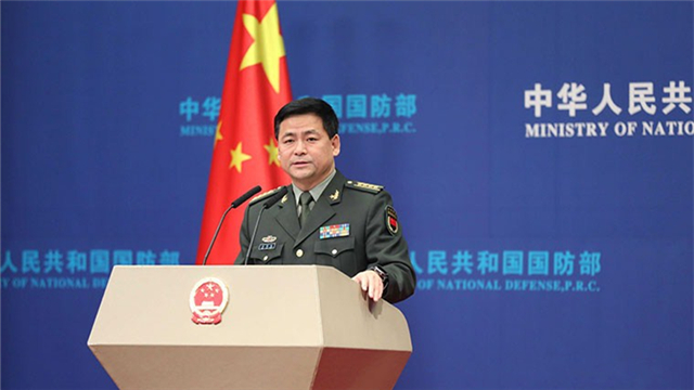 Regular Press Conference of the Ministry of National Defense on November 26