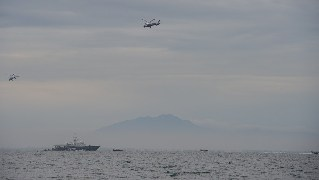 Indonesian naval ship detects signal believed to be from crashed plane: military chief