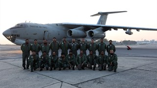 Pakistan military airlifts first COVID-19 vaccine consignment from China