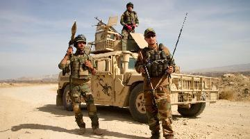 5 security personnel, 37 militants killed in separate incidents in E. Afghanistan
