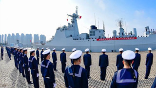 36th Chinese naval escort taskforce returns from missions