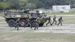 PLA Garrison in Macao organizes element tactical training