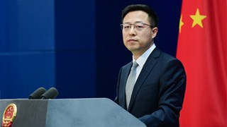 China firmly opposes any form of official ties between U.S., Taiwan: spokesperson