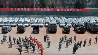 PAP conducts joint counter-terrorism exercise in Yunnan