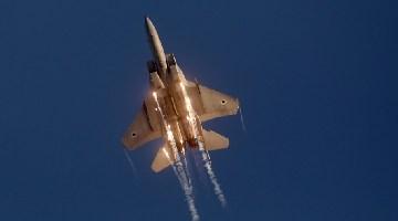 At pilots' graduation, Israeli Air Force performs