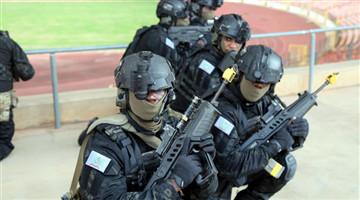 Anti-terrorism simulation exercise held in Nigeria