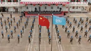 Embark on missions for peace: Meet young CPC members of Chinese peacekeepers in South Sudan