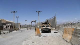 U.S. leaves Afghanistan