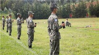 Chinese peacekeeping multifunctional engineer contingent to Lebanon passes pre-mission test