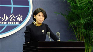 Mainland opposes military contacts between Taiwan, U.S.