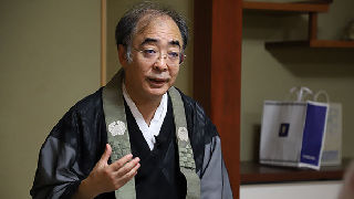 Japanese monk collects historical materials of Japanese atrocities for 16 years