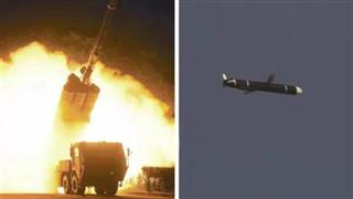 DPRK test-fires newly-developed long-range cruise missiles