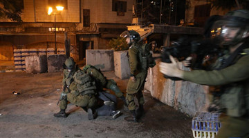Clashes erupt in West Bank city of Hebron