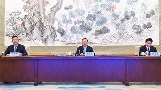 Senior Chinese diplomat urges U.S. to correct wrong China policies