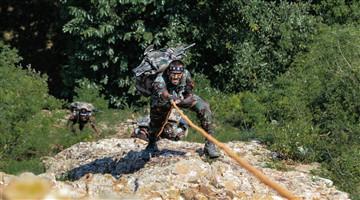 PLA air force organizes multi-subject extreme training