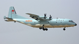 Multiple records of Y-9 transport aircraft broken