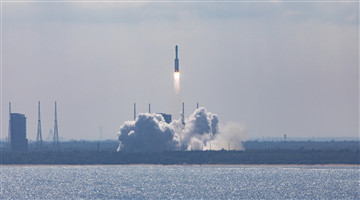 China launches cargo craft for space station supplies