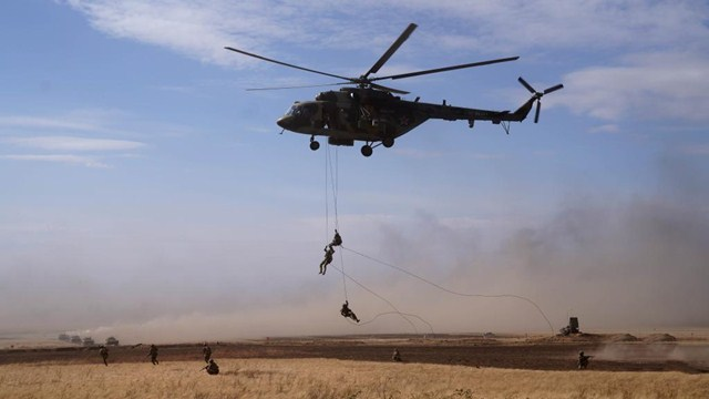 Main-stage exercise of SCO Peace Mission-2021 held successfully