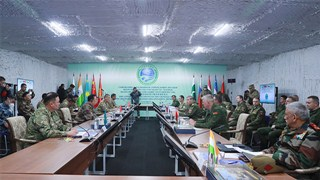 SCO chiefs of general staff meeting held in Russia