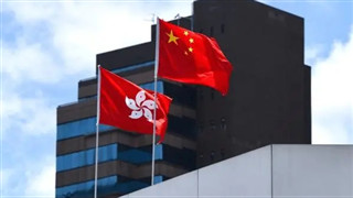 Anti-China group in HK shall be held accountable: spokesperson