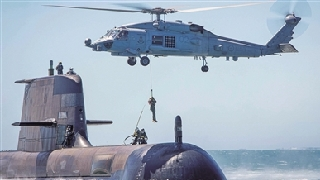 Rocky road ahead for Australia's nuclear submarine development