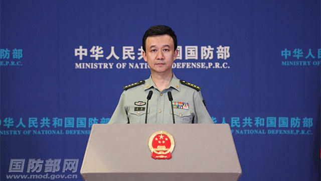 Regular Press Conference of the Ministry of National Defense on September 30
