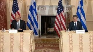 U.S., Greece renew defense cooperation agreement