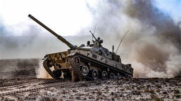 MBT convoy maneuvers for live-fire training