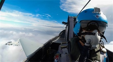 Naval aviation troops conduct live-fire training exercise