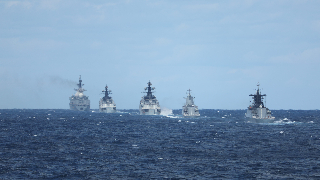 China-Russia Joint Sea 2021 military exercise concludes