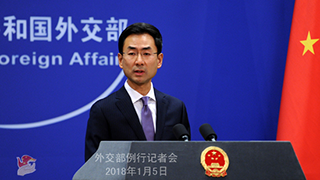 China welcomes rapprochement between DPRK, ROK