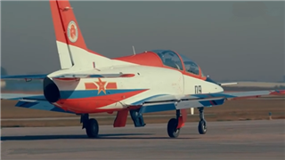 Red Falcon aerobatic team ready for Airshow China