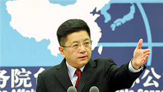 Beijing objects to contacts with Taiwan by foreign officials
