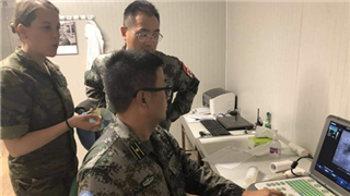 Traditional Chinese Medicine debuts at UNIFIL medical conference