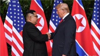 Trump says 'no rush' on DPRK denuclearization