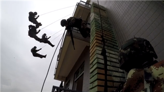 Men of steel: China's Snow Leopard commandos
