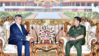 Chinese Ambassador Says Beijing Stands with Myanmar on Rohingya Issue