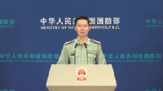 China firmly opposes U.S. arms sales to Taiwan: defense spokesperson
