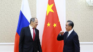 China and Russia should enhance 'true multilateralism'