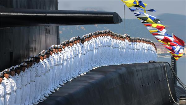 Birth of truly global Chinese navy